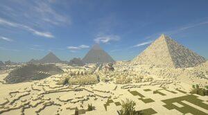 世界遺産 ギザの三大ピラミッド