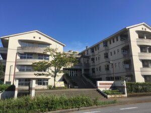 旧西陵中学校